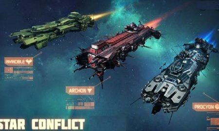 Star conflict PC Full Setup Game Version Free Download