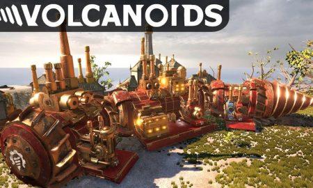 Volcanoids PC Full Setup Game Version Free Download